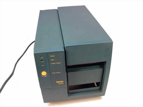 Intermec 3400  Intermec EasyCoder 3400 Thermal Bar Code Printer