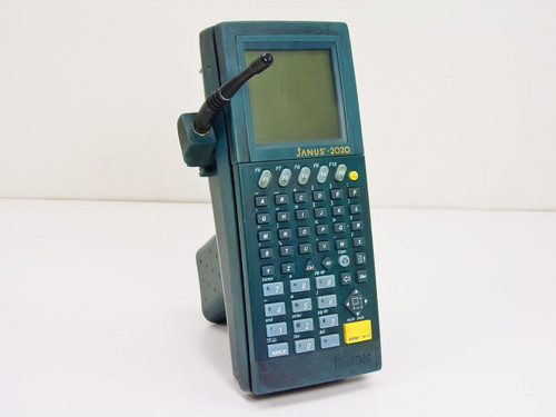 Intermec JANUS 2020  Wireless SS2TP Handheld 1MB 2.4 GHz