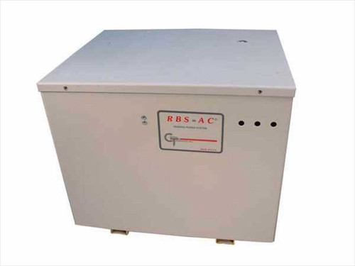 Control Technology Inc RBS-AC  RBS-AC Battery Pack Enclosure