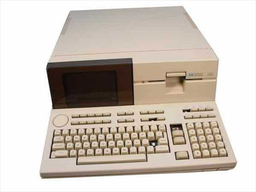 HP 9826A  HP 9000 Low Profile Workstation Terminal
