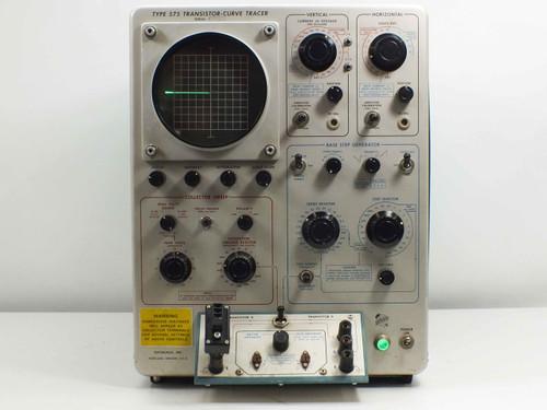 Tektronix Type 575 Transistor-Curve Tracer