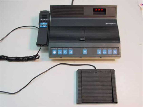 Dictaphone 2870  Cassette Transcriber / Recorder