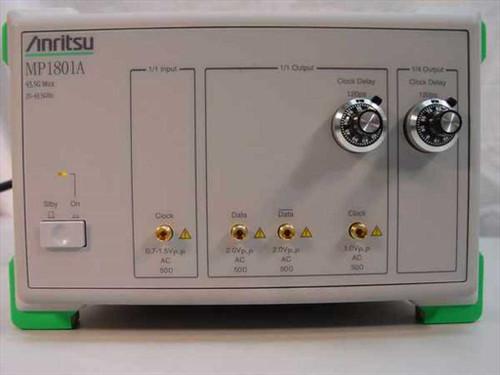 Anritsu MP1801A  Multiplexer 4 1, for 43.5G BERT Tester System BER