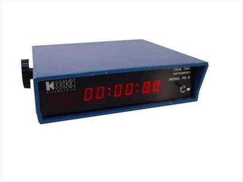 Kinemetrics RD-B  Kinemetrics True Time Display
