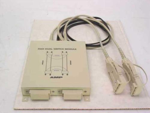 AMP 501916-3  FDDI Dual Switch