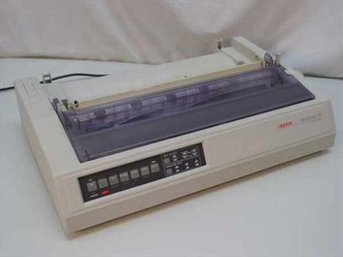 Okidata ML 591  Microline Dot Matrix Printer GE8293A