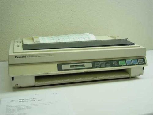 Panasonic KX-P2624  Panasonic KX-P2624 24-Pin Dot Matrix Printer Missi