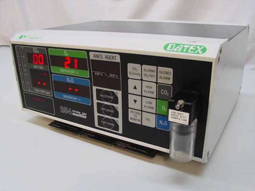 Datex 254  Airway Gas Monitor for Anesthetic Agents
