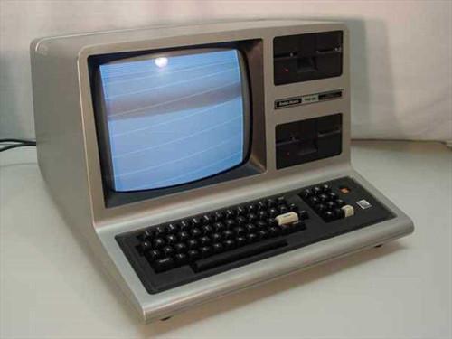 Radio Shack TRS-80  Radio Shack Microcomputer Model III 26-1066