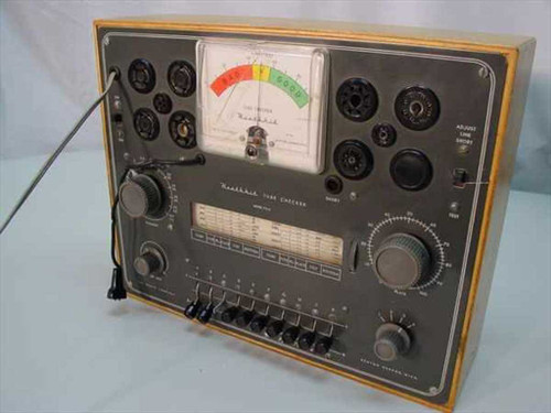 Heathkit TC-2  Heathkit Tube Checker