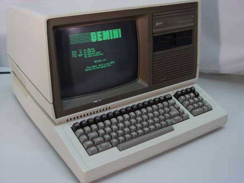 Zenith ZWG-121-32  All in 1 Computer/Monitor - Vintage Collectable