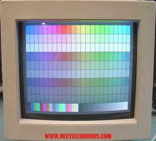 """Apple/ Mac M1595LL-A  14"""" SVGA / Mac Monitor"""