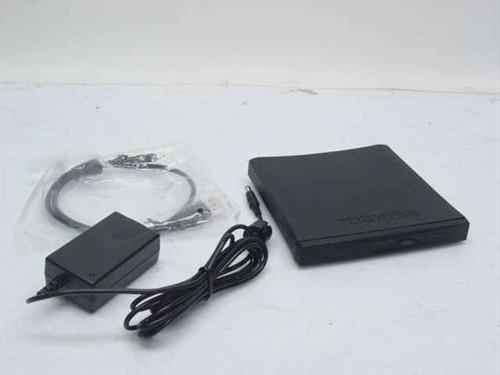 Toshiba External USB CD-RW/DVD-ROM Combo Drive (PA3352U-2CD2)