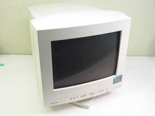 "Nokia 447W058  17"" CRT SVGA Monitor"