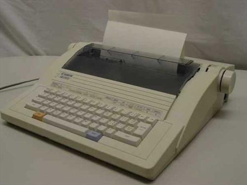Canon QS 200  Electronic Typewriter