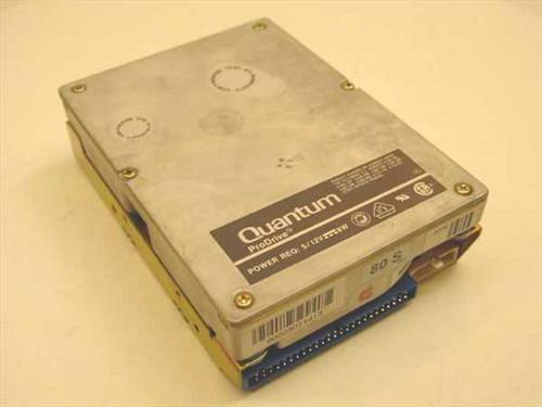 "Quantum 80S  80MB 3.5"" HH SCSI Hard Drive"