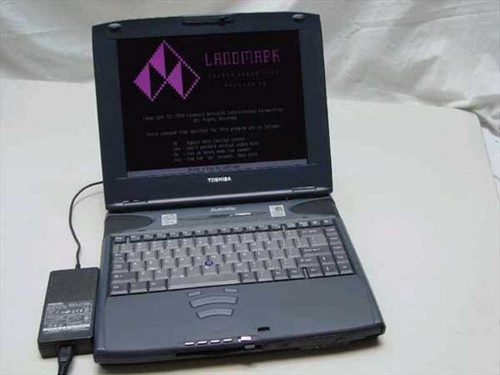 Toshiba PS261U-T6DWB  Satellite 2615DVD/6.0 430MHz 64MB 6GB Laptop