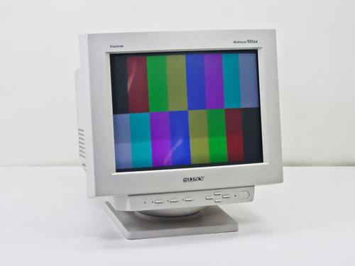 "Sony CPD-100SX  15"" SVGA Monitor"