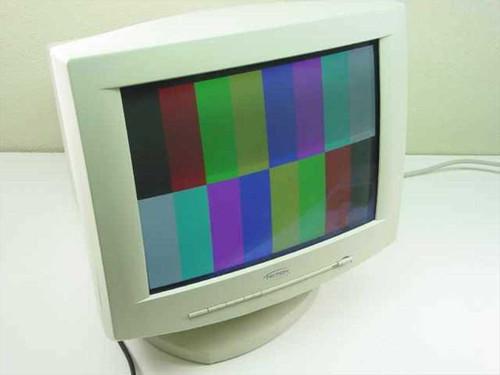 """Micron 700VX  17"""" SVGA Monitor P/N MNN001069-00"""