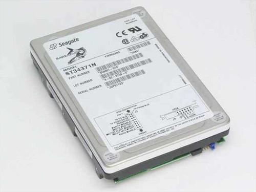 "Seagate ST34371N  4.3GB 3.5"" SCSI Hard Drive 50 Pin"