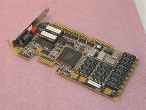 Western Digital 61-603316  ISA VGA Video Card