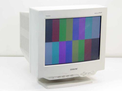 "Sony CPD-17SF2  17"" CRT SVGA Monitor"