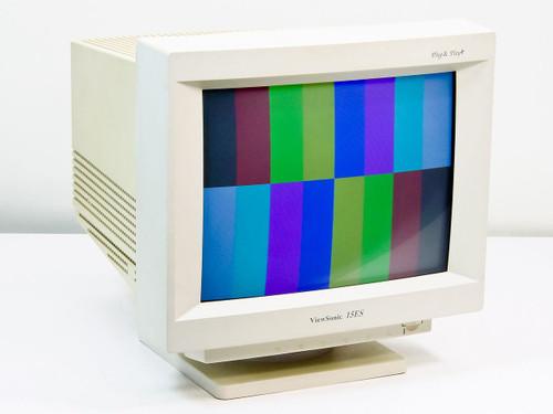"""Viewsonic 1562ES-2  15"""" SVGA Monitor 15ES"""