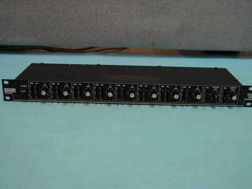 Rane SM 82  8 Channel Stereo Audio Mixer Rackmount