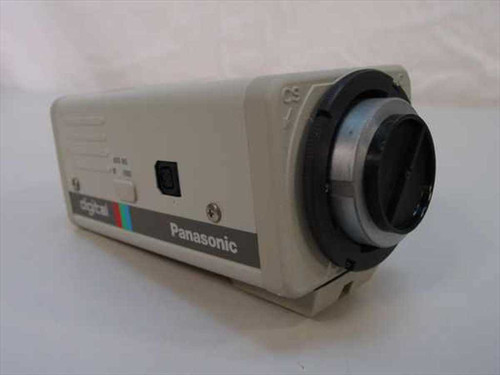 Panasonic WV-CL322  Camera AS IS