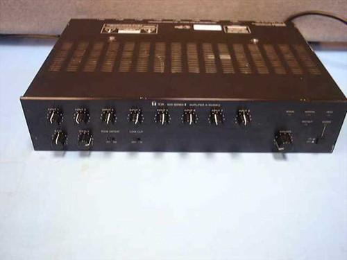 TOA A-903MK2  30 Watt 8-Channel Audio Mixer Amplifier