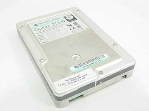 """Western Digital WDAC21200  1.2GB 3.5"""" IDE Hard Drive"""