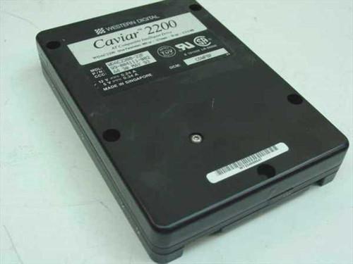 "Western Digital WDAC2200  212MB 3.5"" IDE Hard Drive"