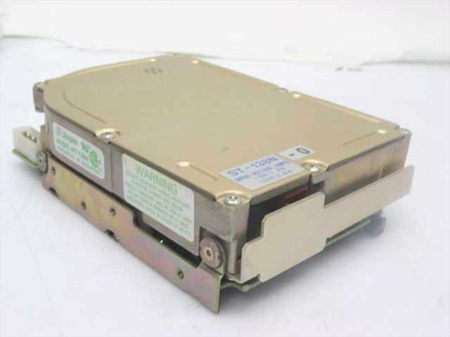 "Seagate ST138N  30MB 3.5"" HH SCSI Hard Drive 50Pin"