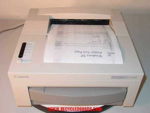 Canon L10294A  Laser Printer LBP-430