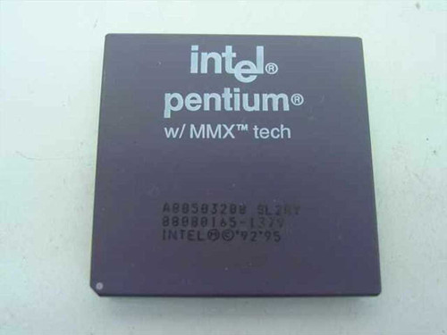 Intel P1 200Mhz Processor - A80503200 (SL2RY)