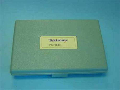 Tektronix P6703B  Optical Electrical Converter 1100-1650nm