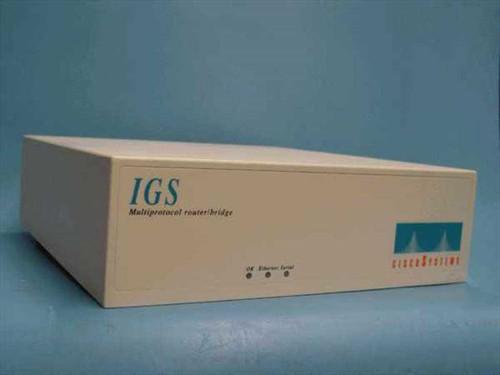 Cisco IGS-R  Multi Protocol Router/Bridge