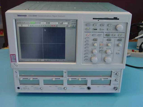Tektronix CSA8000  Digital Sampling Oscilloscope