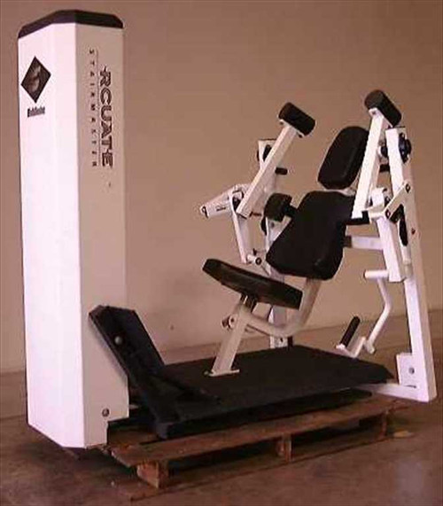 Stairmaster Arcuate Bicep Curl  Arcuate Bicep Curl Station