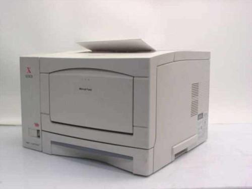 Xerox N17  Xerox DocuPrint N17 Network Laser Printer - As-Is