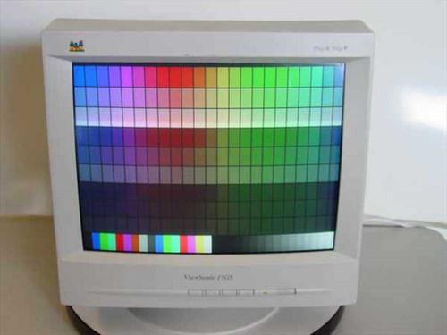 "Viewsonic 1769GS-2  17"" Model 17GS SVGA Monitor"