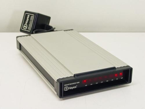 Hayes 97-433782  External SmartModem 1200 W/ Power Supply