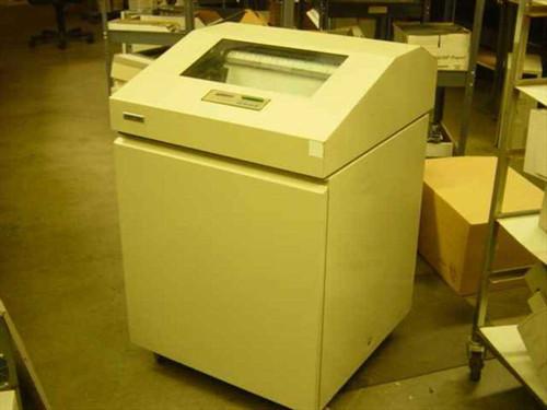 Printronix P4280  800 LPM Line Printer in Quietized Cabinet - Parts