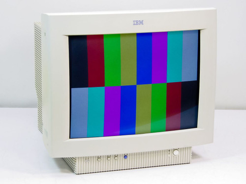 "IBM 6547-0AN  17"" G74 SVGA Monitor NO BASE"