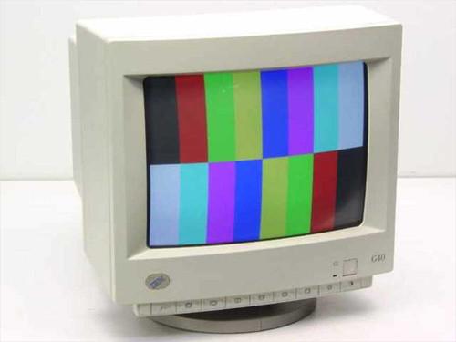 "IBM 6542-103  14"" Model G40 Monitor P/N 96G1583 SVGA"