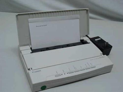 Canon BJ-10sx  Portable Bubble Jet Printer - Model K10068