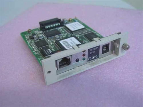 Epson C82363  10/100 Printer Network Card - No AC Adapter