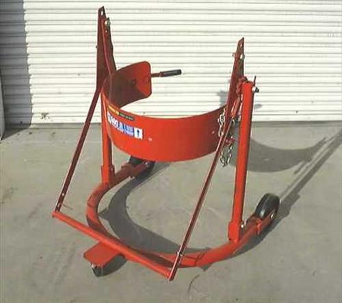 Wesco 800  Wesco 800 lbs. Capacity Drum Dolly