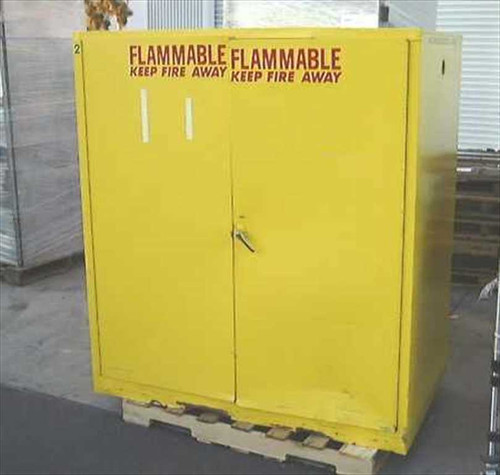 Generic Flammable  Flammable Materials Storage Locker