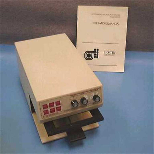 Bio-Tek Instruments EL402  Automated Microplate Washer